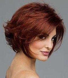Medium Length Hairstyles for Women Over 50 | Nouvelles coupe de ...