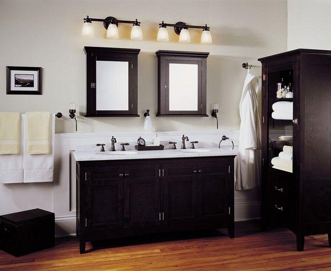 Beautiful Bathroom Lighting Fixtures Over Mirror Ideas 33898 Design Inspiration