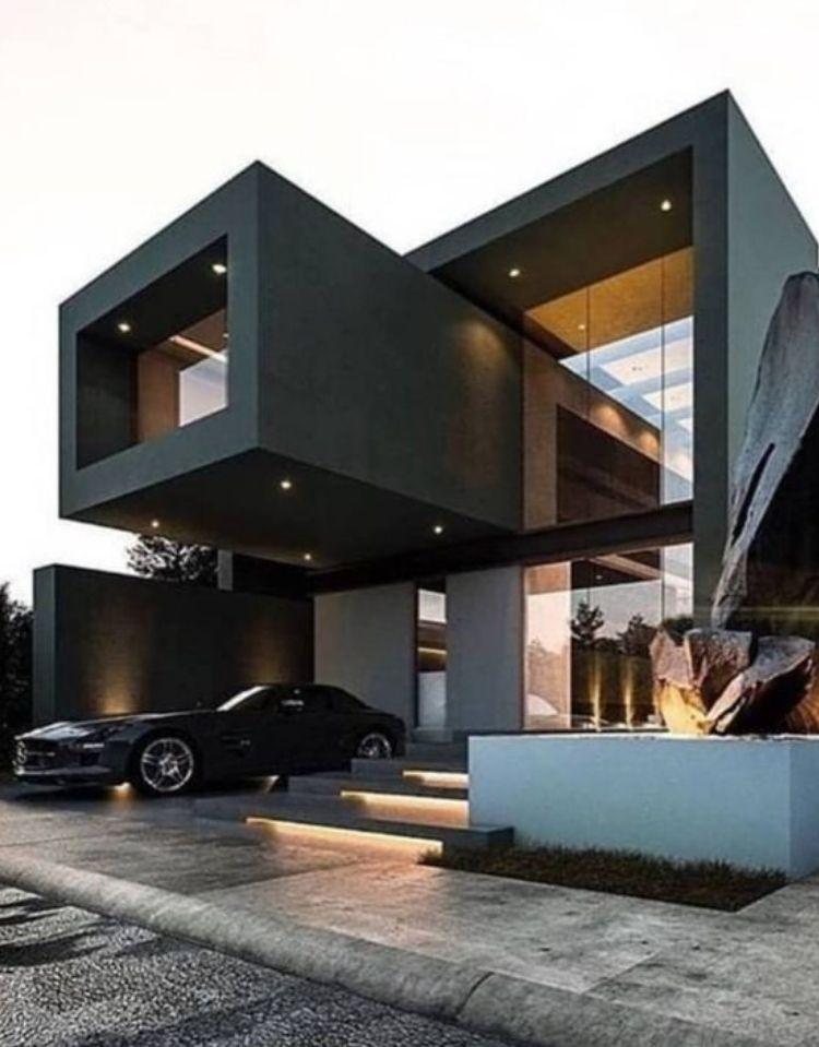 Black House Exterior Trends Interior Design Labs In 2020 Black