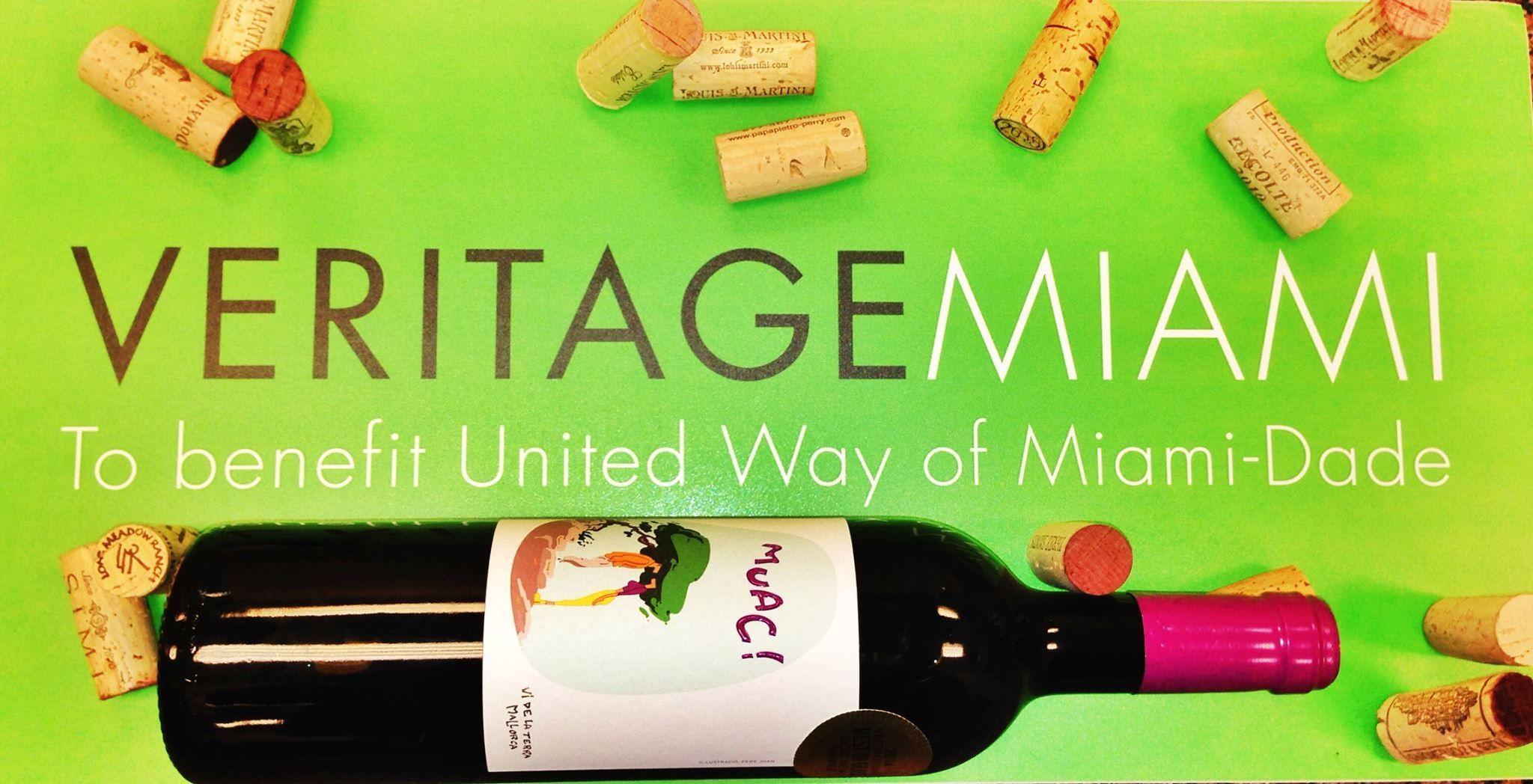 VeritageMiami to Benefit United Way of Miami-Dade!