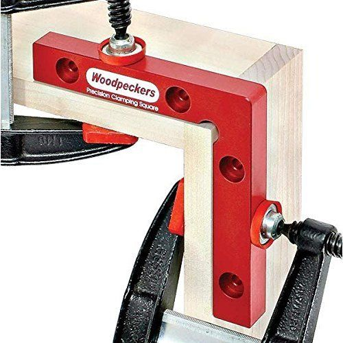 Woodpeckers Clamping Square, Pair