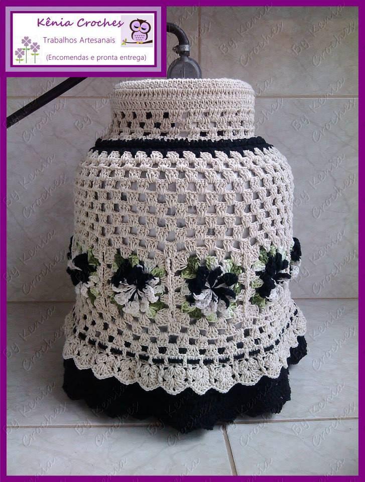Pin von Mariajose Monteirodossantos auf Crochetando e inventando ...
