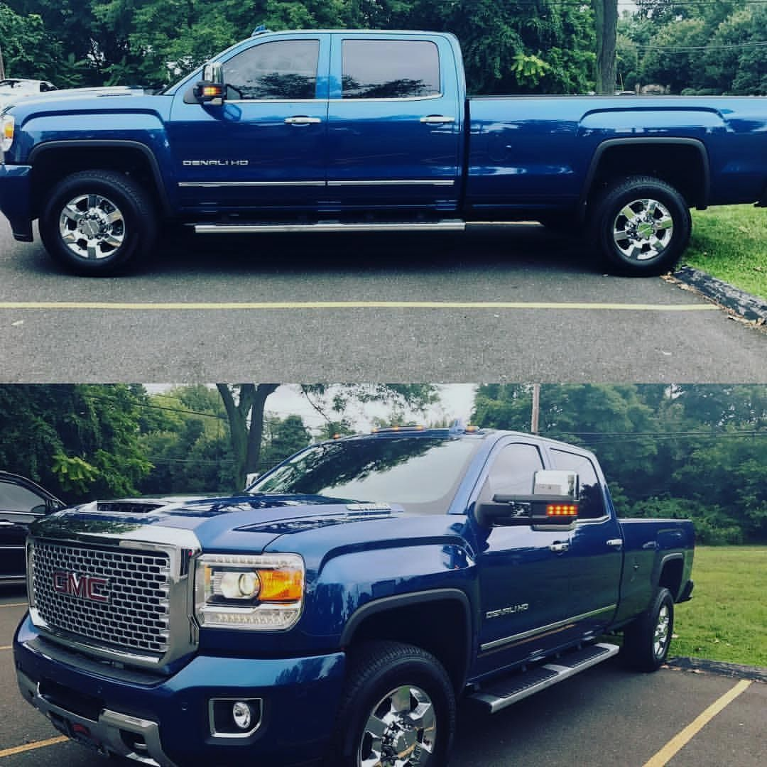 Check Out This 2017 Gmc Sierra 3500 With Our 3m Color Stable