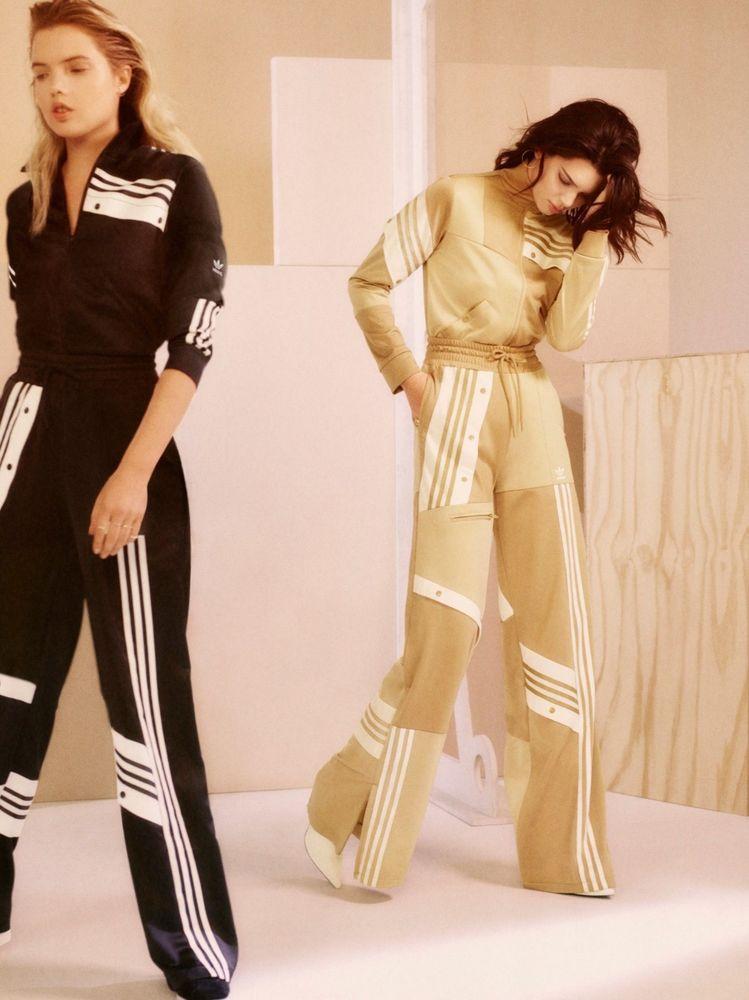 069f1a017c18 Danielle Cathari X Adidas Tracksuit Beige Size Small Set  fashion  clothing   shoes