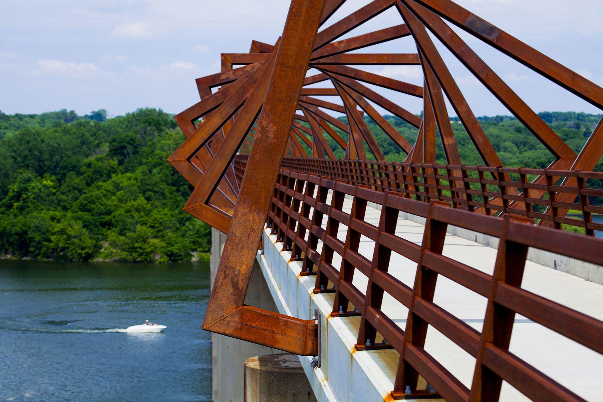 Gallery Of High Trestle Trail Bridge Rdg Planning Design 3