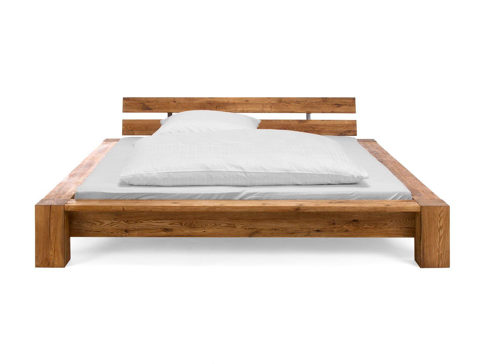 Bett Zamora Eiche Geolt Holzbetten Von Massivum Bett In 2019 Mary