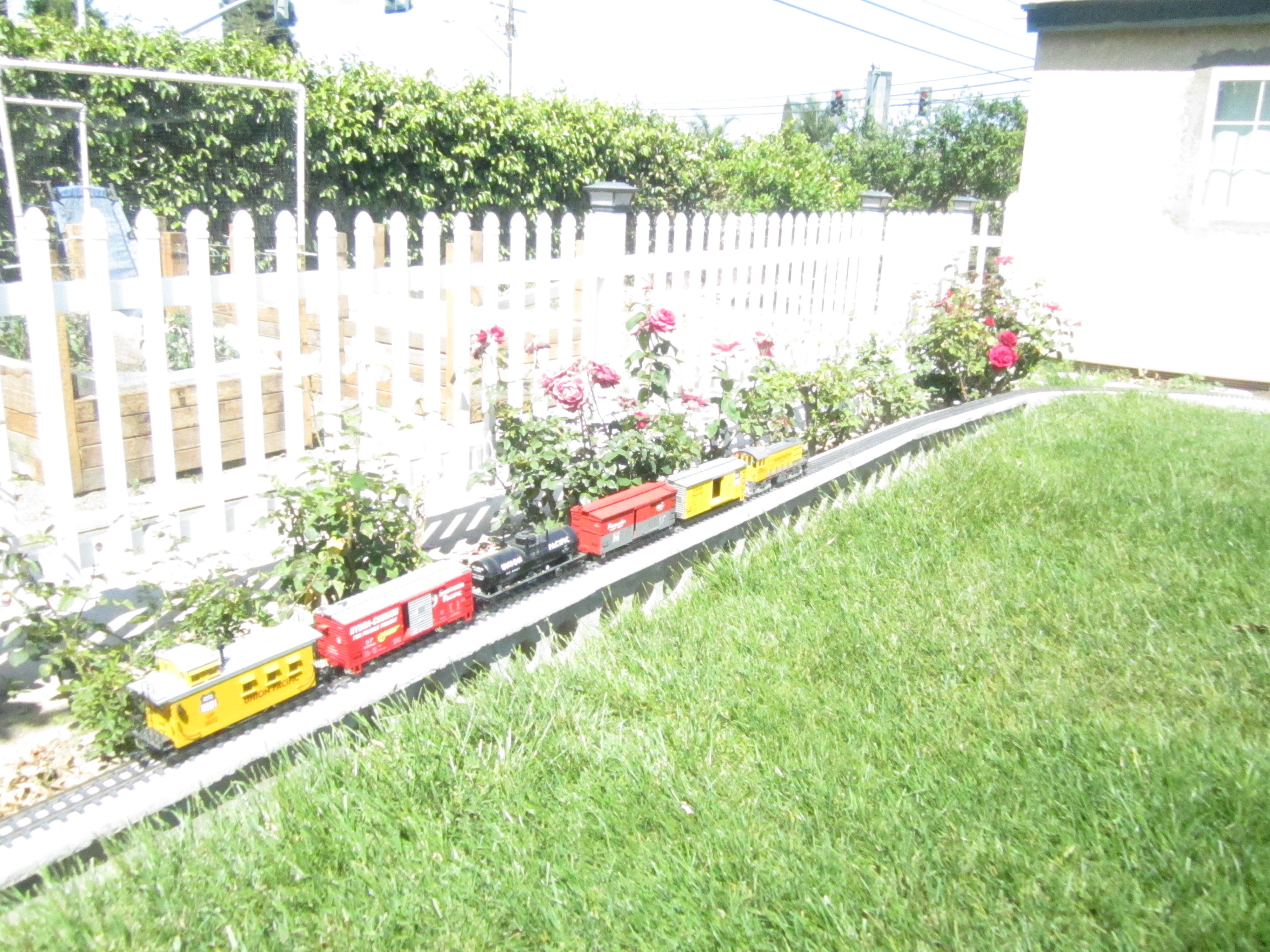G Scale Train | Model Train Plans | Pinterest | Scale Model Train And Gardens