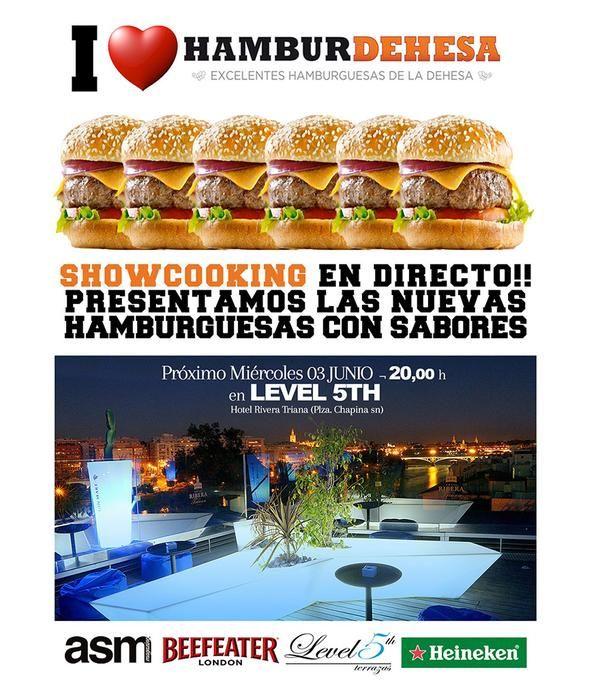 Hoy A Las 20 00 H Celebraremos En Hotel Ribera De Triana Sevilla Un Sabroso Showcooking De La Mano De Hamburdehes Hotel Hamburguesas Mejores Hamburguesas