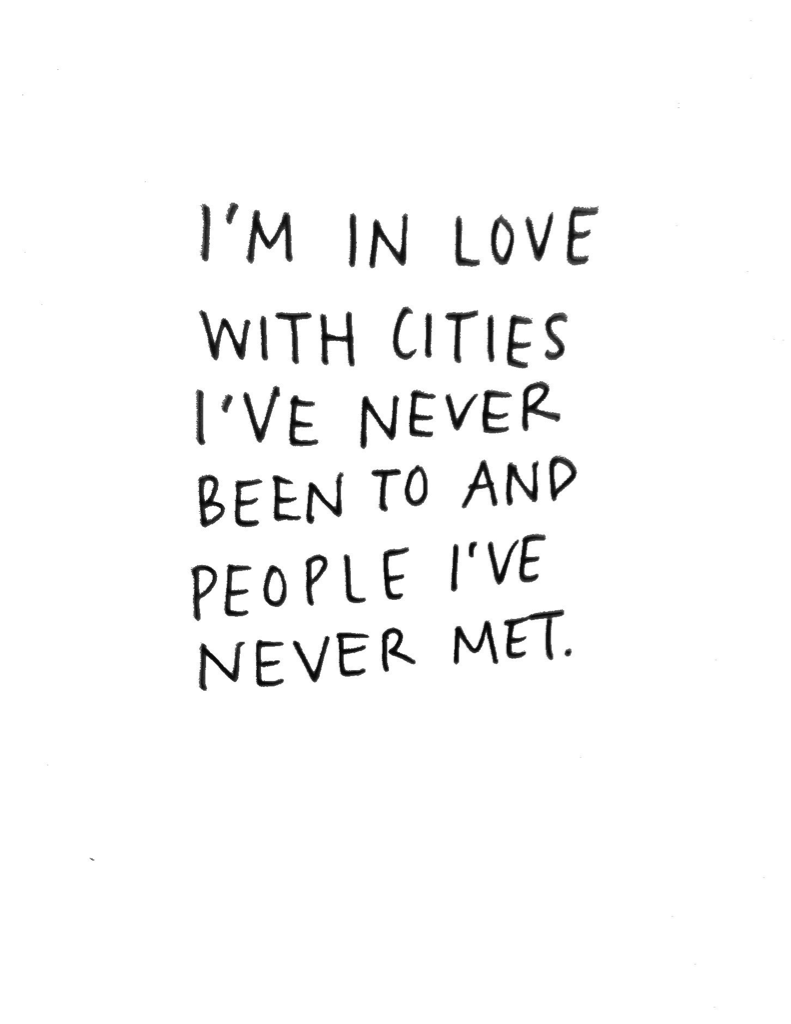 madly in love with travel