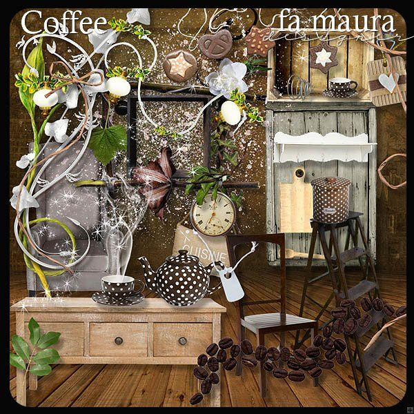 Kit - Coffee by Fa Maura