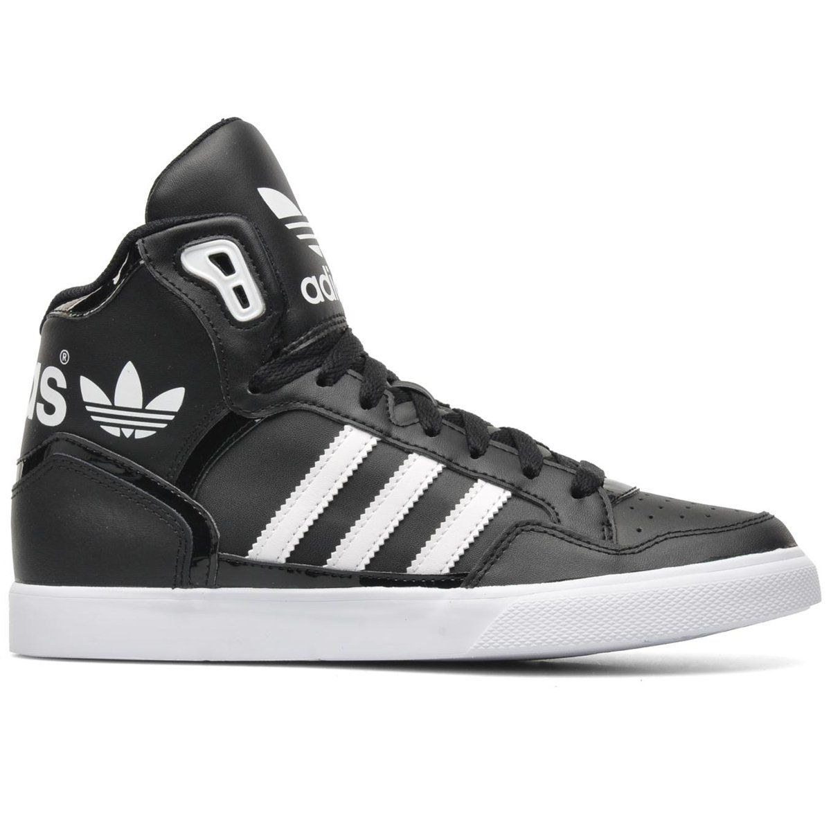 d7e5ba75be3b4 Amazon.com  Adidas Extraball W Black White Womens Trainers  Shoes ...