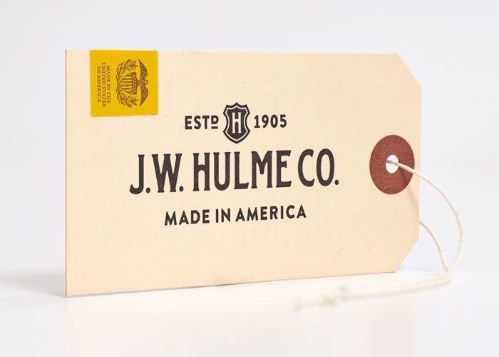 J.W. Hulme Co - The Dieline -