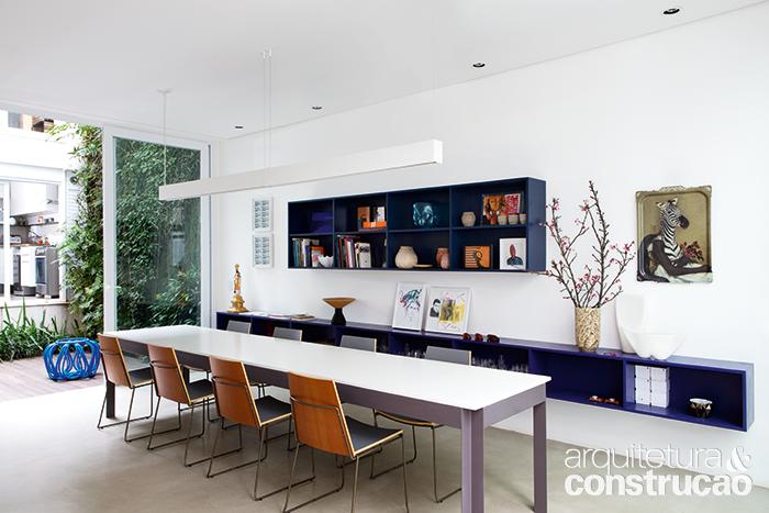Casa estreita tem claridade de sobra, jardim e horta no telhado | Arquitetura e Construção