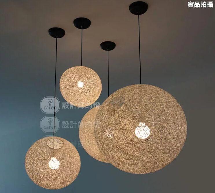 Round Hanging Light: Christmas Promotion Moooi Random Round Ball Pendant Light Designed By  Bertjan Pot Ceiling Lamp White/,Lighting