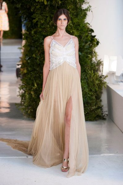 Delpozo at New York Fashion Week Spring 2014 - Livingly