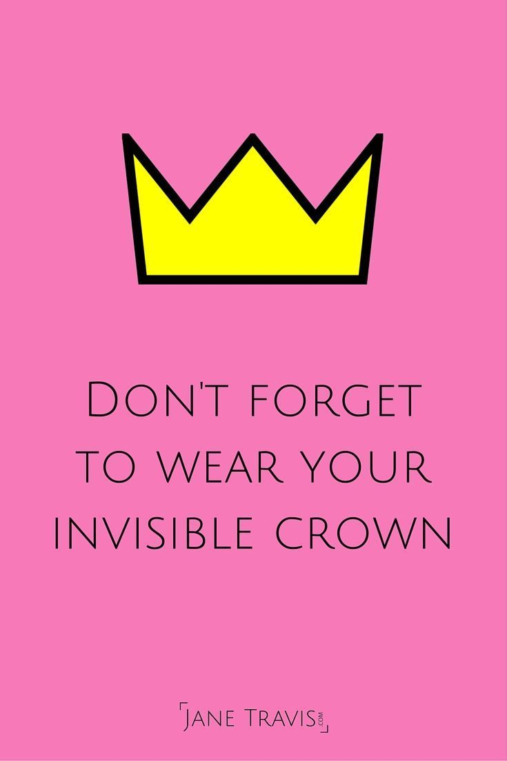 Quotes About Self Confidence The Psychology Of Being Fabulous  Invisible Crown Inspirational