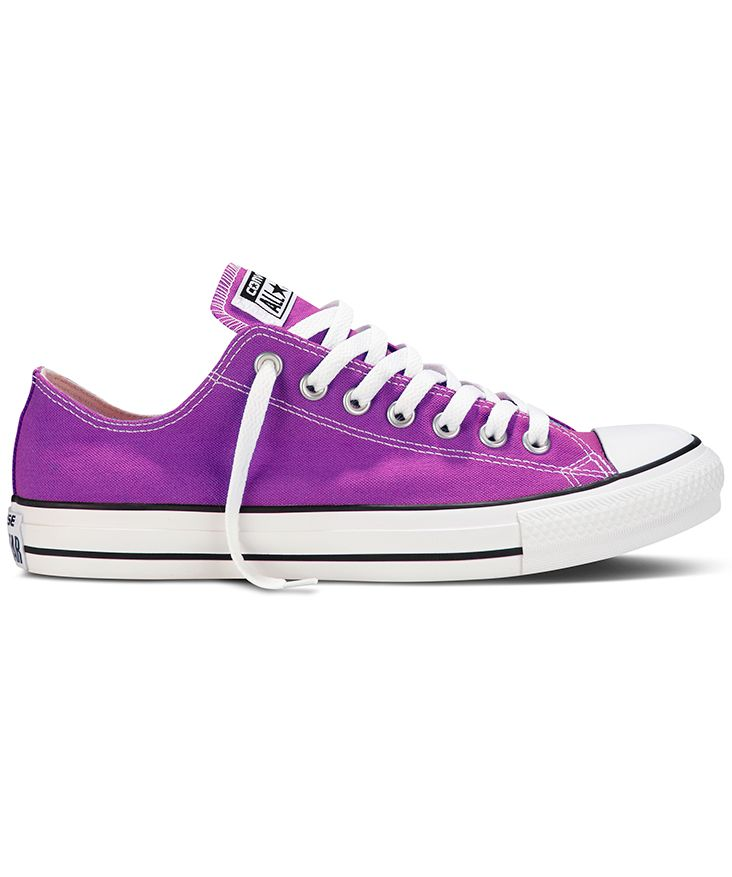 0f05b83681c0 Converse Women s Chuck Taylor All Star - Purple Cactus Flower ...