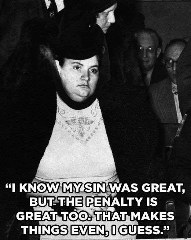 Martha Beck   15 Fascinating Last Words From Serial Killers