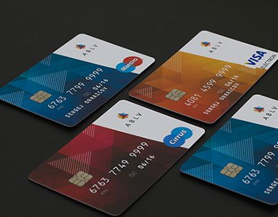 We Have Developed A New Design For A Line Of Ablv Banking Cards Debit And Credit Both Classic And Gold Credit Card Design Debit Card Design Card Design