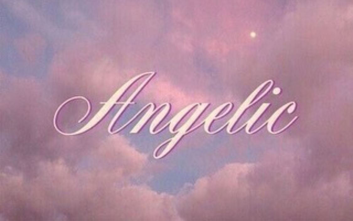 Pin By Allie On Angel Core Angel Aesthetic Pink Aesthetic