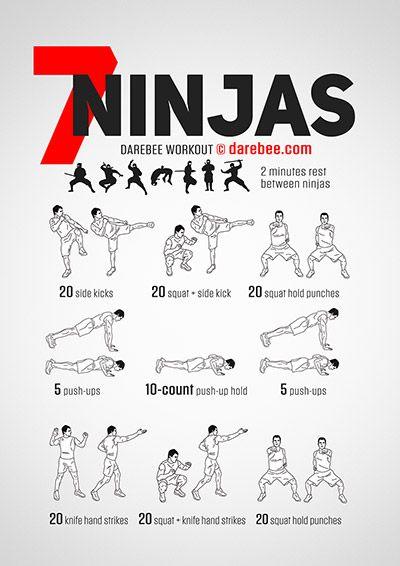 Indoor, geekinspired workouts to help keep you motivated