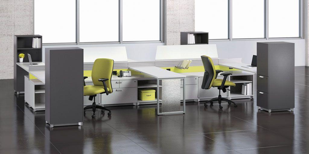 Teaming Cubicle Break Room Design Office Furniture Design