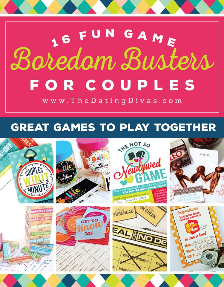 Funny games for couples