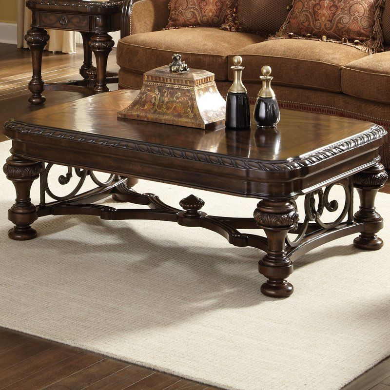 Evelyn Coffee Table With Images Coffee Table Traditional