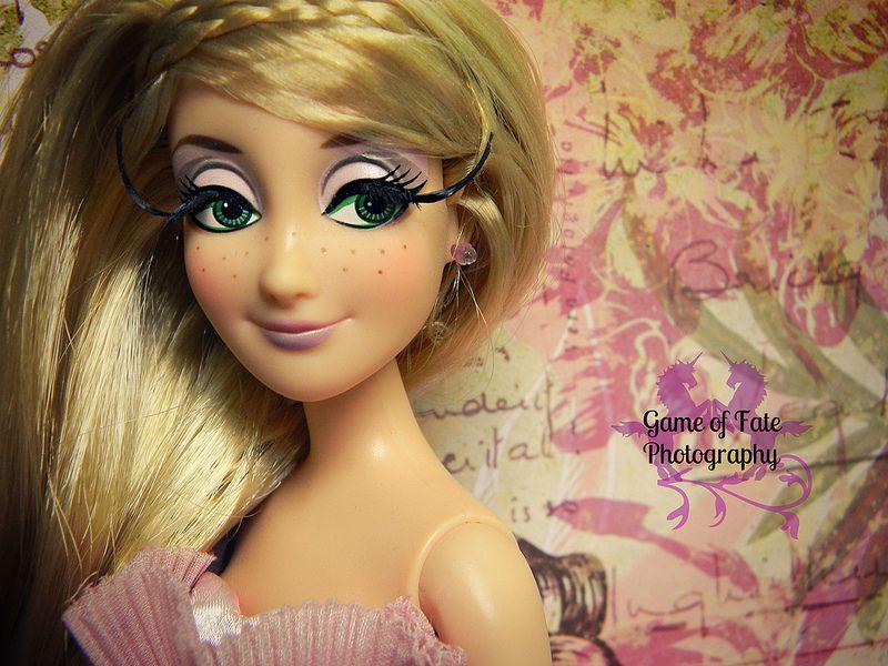 Disney Designer Rapunzel
