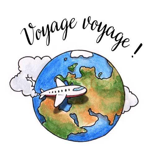 Pochette Surprise Voyage - 29,90€ - 39,90€ Une box cadeau idéale pour les globe-trotteurs !
