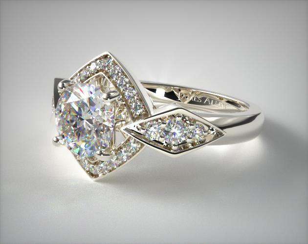 Art Nouveau Enement Rings | Image Result For Art Nouveau Engagement Rings Engagement Rings