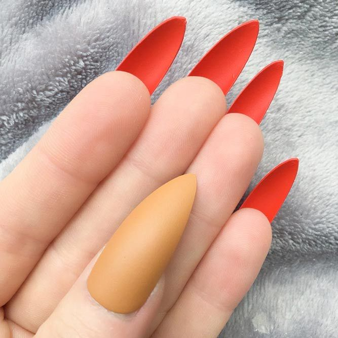30 best stiletto nails designs trends for you simple nail designs solutioingenieria Image collections