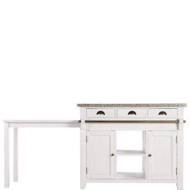 Maple Hill Kuchenblock Mit Granitarbeitsplatte Farmhouse Renovation Kitchen Furniture Kitchen Design