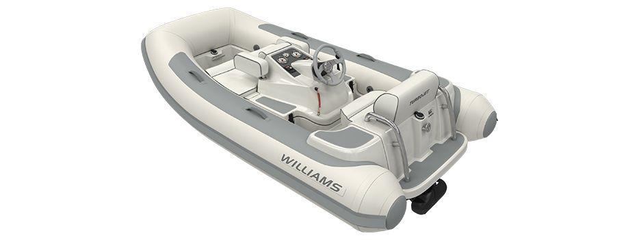 Williams Jet Tender : Turbojet 285 - A world of fun
