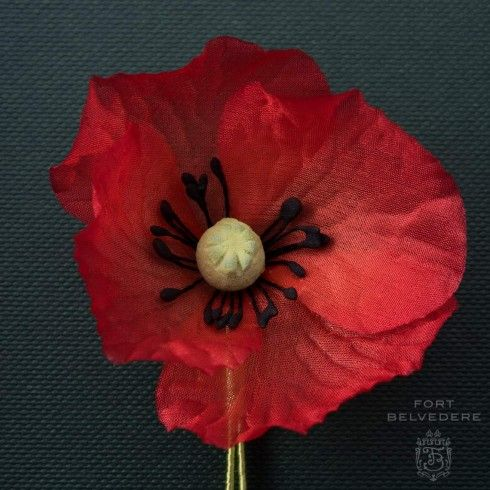 Boutonniere poppies boutonniere buttonholes wedding boutonnieres mens wedding flowers poppy buttonhole wedding poppies paper flowers grooms