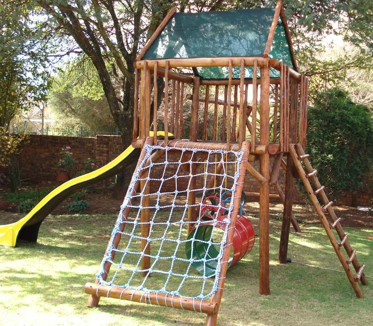 charming wooden jungle gym plans #1: Jungle Gyms for Africa