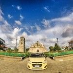 Ilocos Road Trip with the New Chevrolet Spark