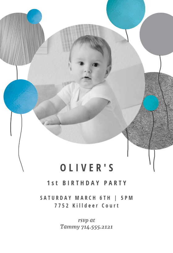 Surrealism Balloons Birthday Invitation Template Free Greetings Island Birthday Invitations Kids Free Birthday Invitation Templates Cars Birthday Invitations