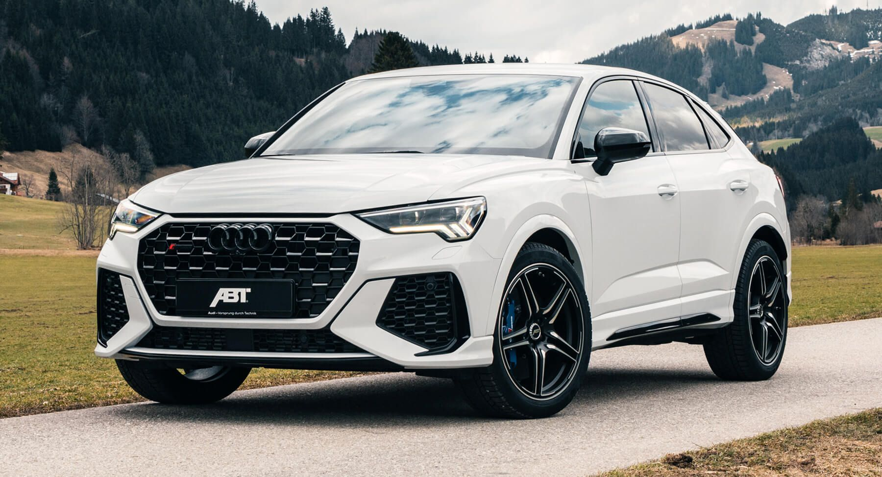 2020 Audi Rs Q3 Sportback Gets Visited By Abt S Tuning Spirit Abt Audi Audirsq3 Tuning Cars Carsofinstagram Carporn Carlifestyle In 2020 Audi Rs Audi Audi Rsq3