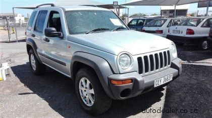 Price And Specification Of Jeep Cherokee Sport 3 7 Auto For Sale