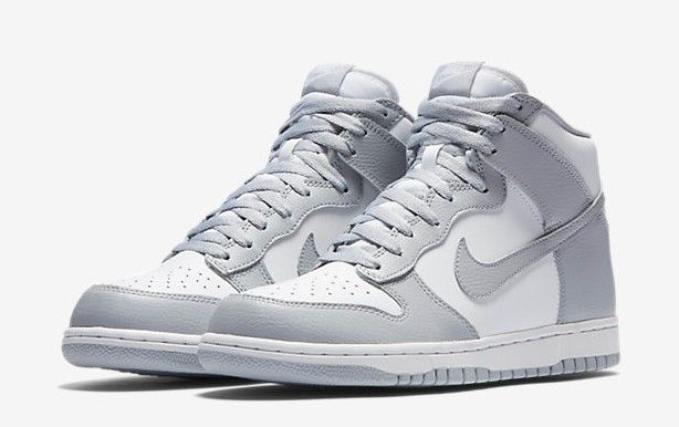 Find out all the latest information on the Nike Dunk High Wolf Grey Womens,  including release dates, prices and where to cop.