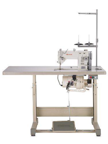 SINGER 40U40 Complete Industrial CommercialGrade ZigZag And Impressive Commercial Grade Sewing Machine