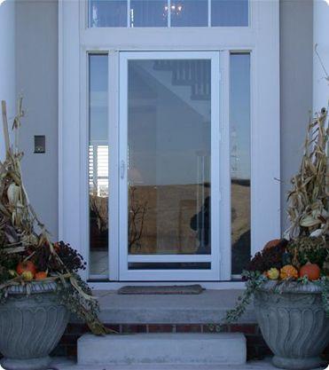 Harvey Storm Doors Replacement Door Manufacturer Low E Thermal