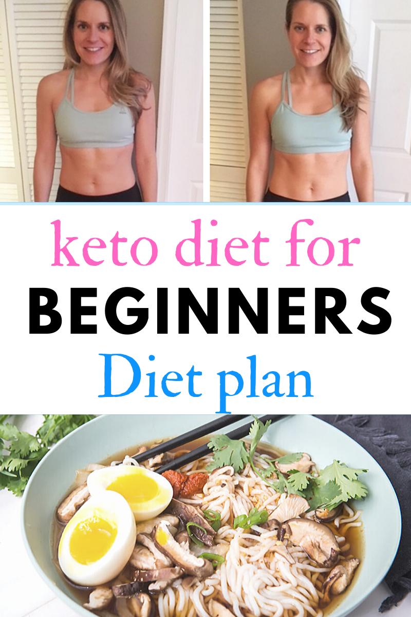 Keto diet for beginners diet plan