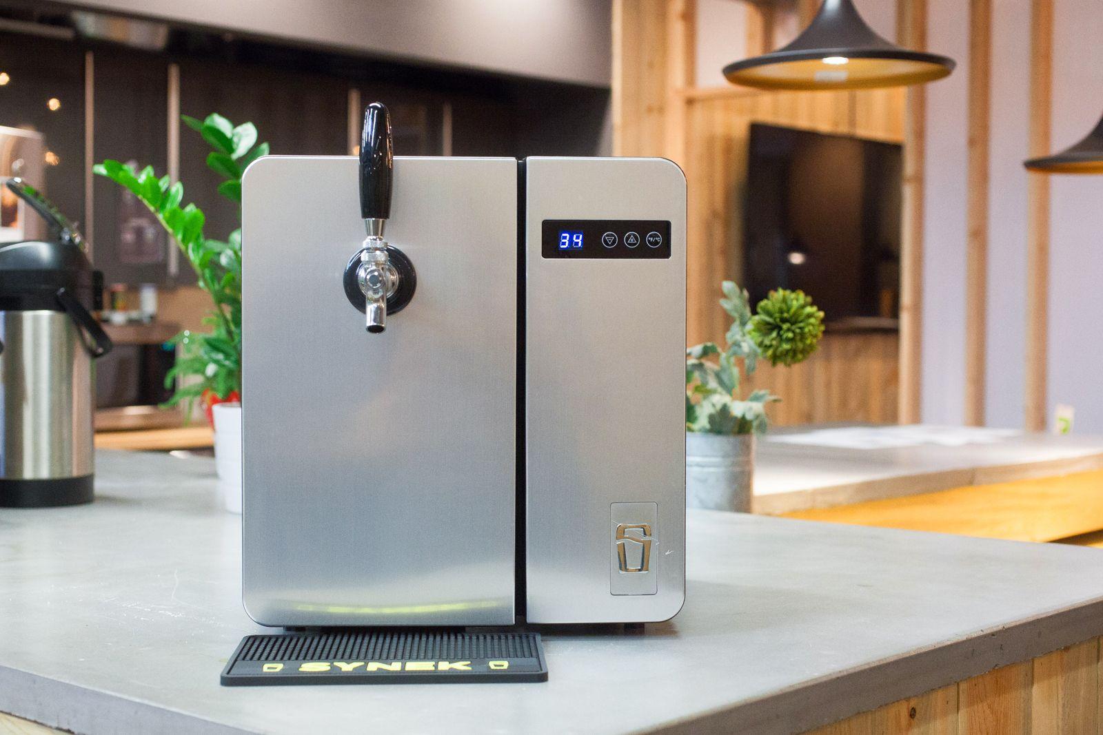 Synek Counter Top Beer Dispenser Review Synek S 300 Magic Beer Machine Left Us Bitter Beer Beer Taps Wine Beer