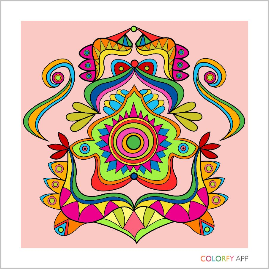 by shalowater colorfy colorfyapp getinspired exotic