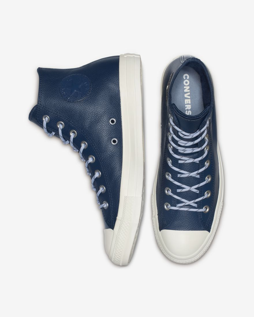 italy converse all star navy leather 9d21a 811c0