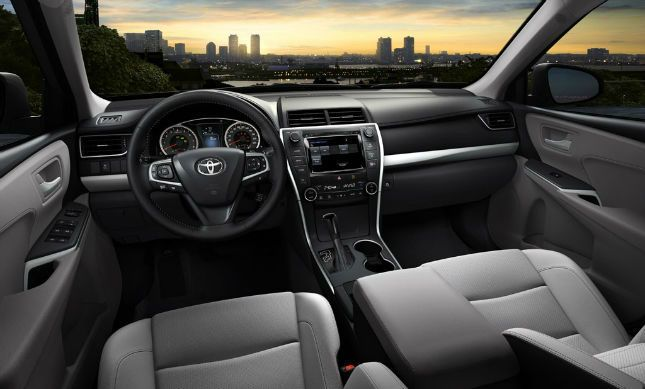 Interior All New Camry 2016 Alphard 2.5 X A/t Toyota Cars