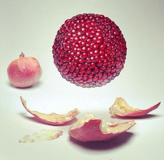 Pomegranate from an unknown