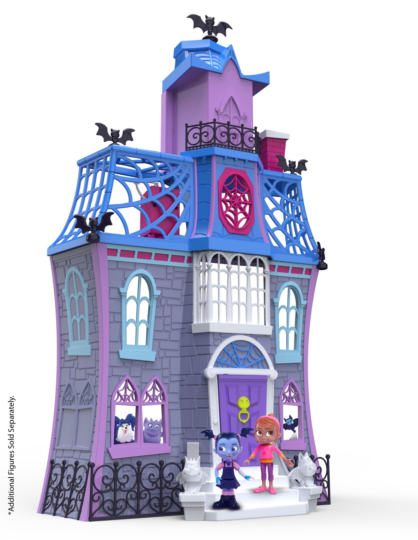 Junior Bamp; Disney Party Vampirina PlaysetTheme Scare 8n0mwN
